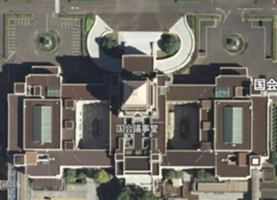 国会議事堂はオベリスク型ピラミッドだった